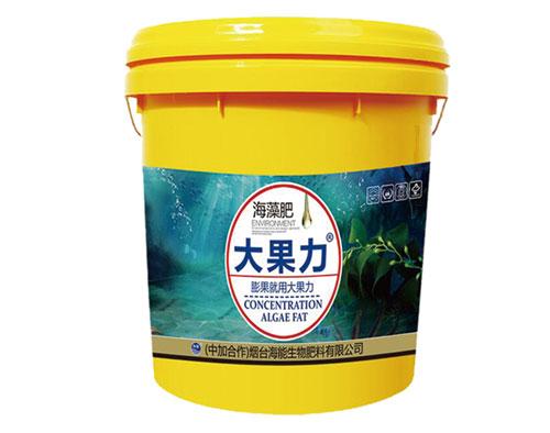 桶装膨果水溶肥